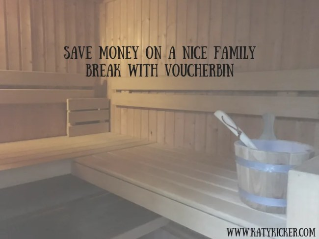 Save money on a nice family break with VoucherBin