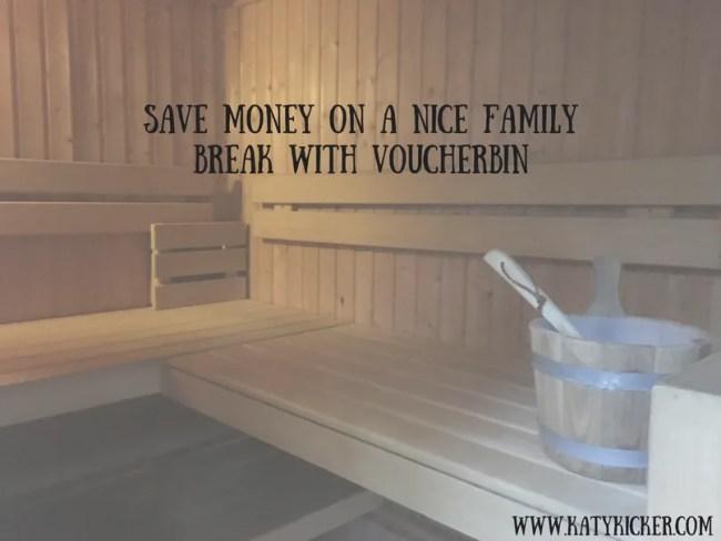Save money on a nice family break with VoucherBin