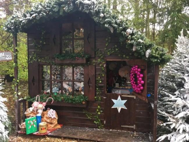 Santa's Woodland Workshop - The little post office