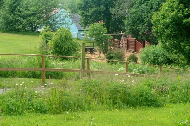 Bluestone Wales - little park