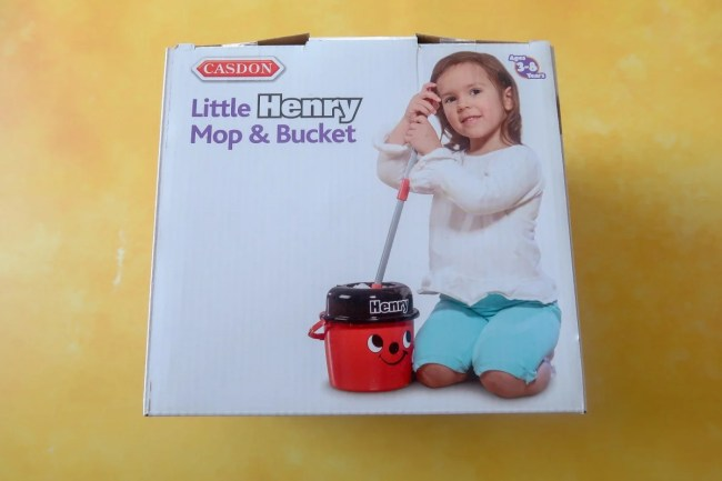 Casdon Little Henry Mop & Bucket