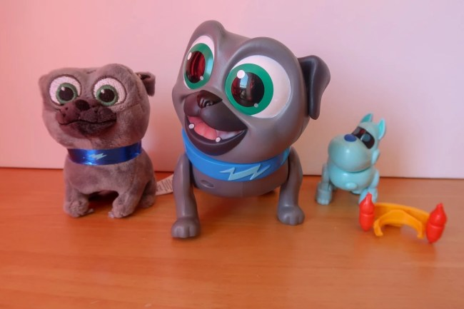 A closer look at the Puppy Dog Pals