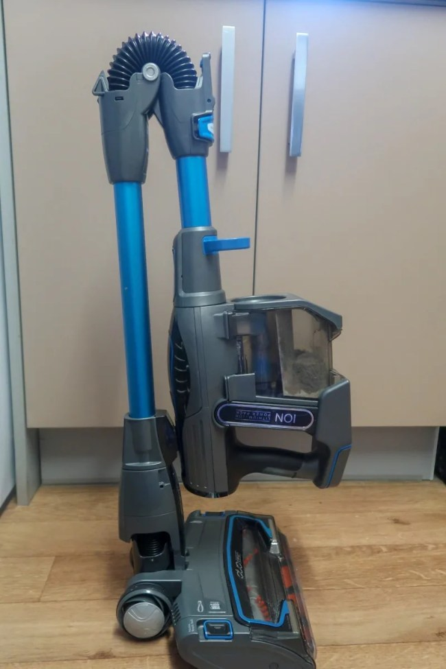 A look at the NV601IF200UK Duoclean