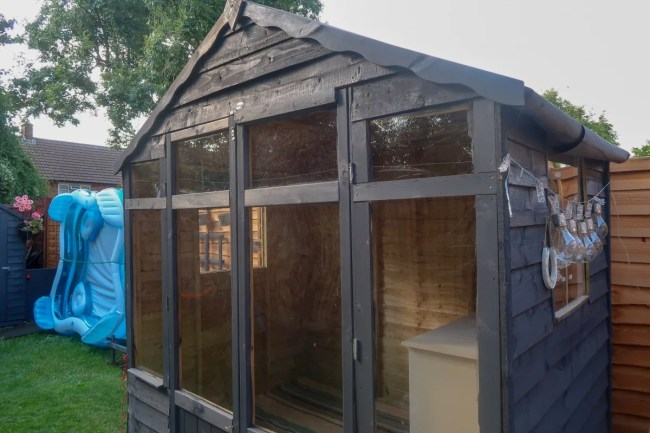Getting the garden summer ready with Shedstore and the Forest Woodstock Overlap Apex Summerhouse