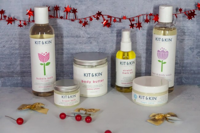2018 Christmas Gift Guide for Parents Kit & Kin