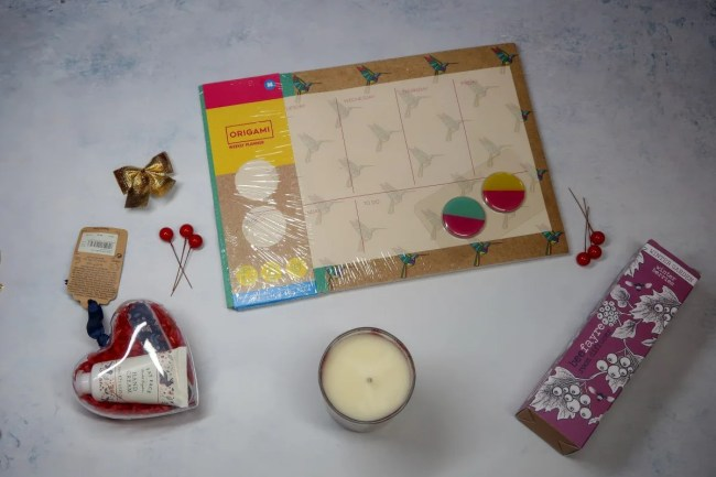 2018 Christmas Gift Guide for Parents Planner