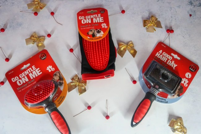 2018 Christmas Gift Guide for Pets - Mikki products