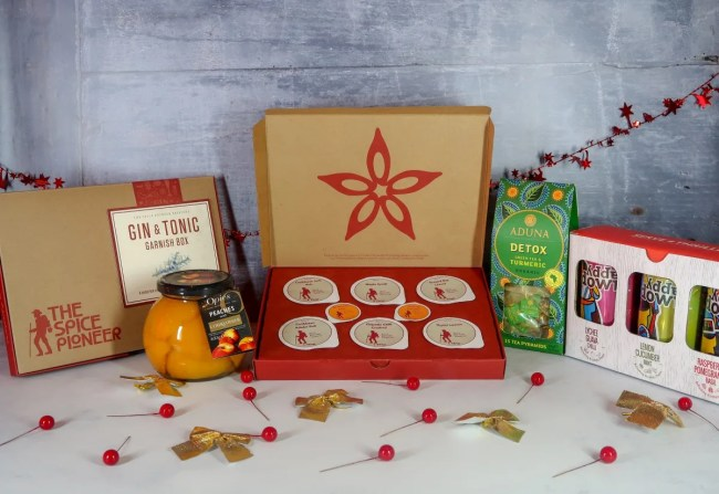 2018 Christmas Gift Guide for food & drink lovers - Kits, tea & drinks