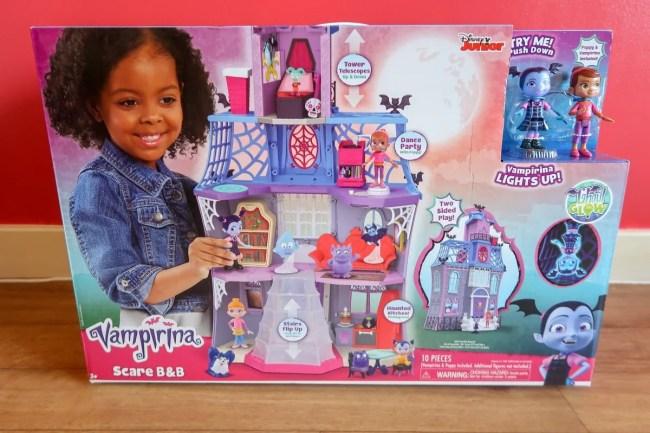 Vampirina Toys Scare B&B
