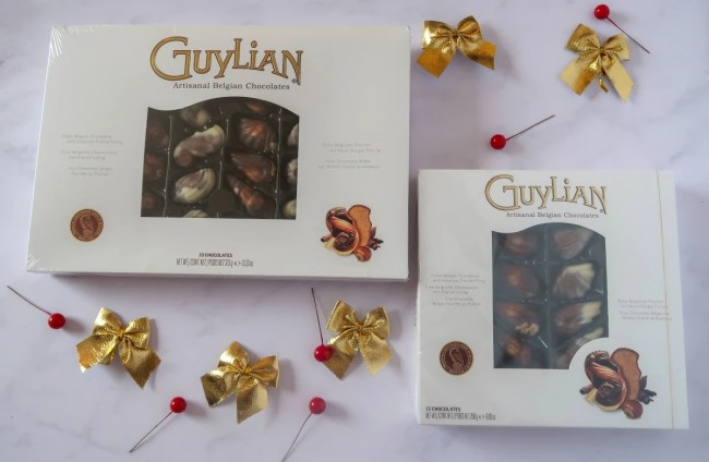 2018 Christmas Gift Guide for food & drink lovers - Guylian