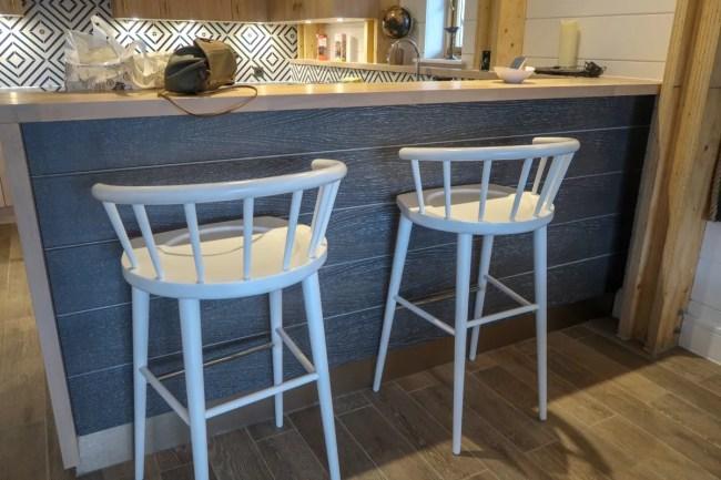 Centerparcs Waterside Lodge Review - Breakfast bar