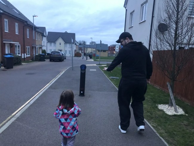 Likes and loves for January 2019 - A family walk