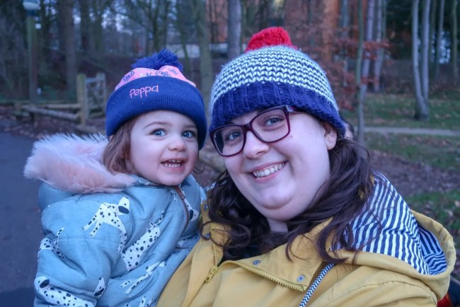 Living Arrows 4/52 - Daisy and I on holiday at Centerparcs