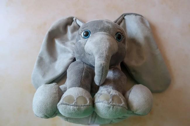 Dumbo Fluttering Ears