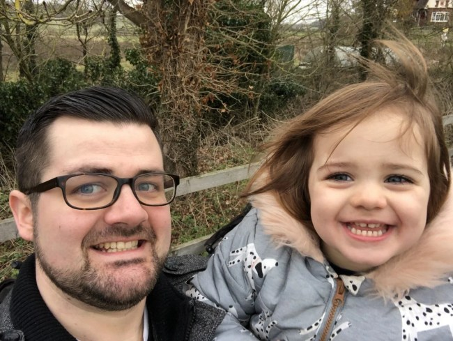 Lee Valley Park Farms - Daddy and Daisy