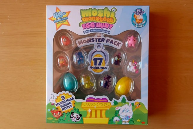 Moshi Monsters Monster Pack