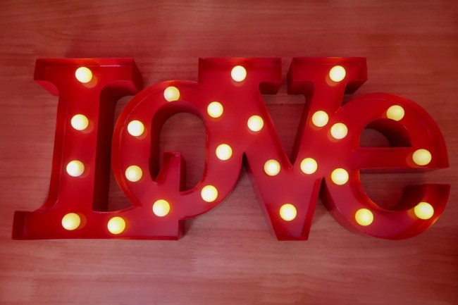 Valentine's Day Gift Guide - LOVE