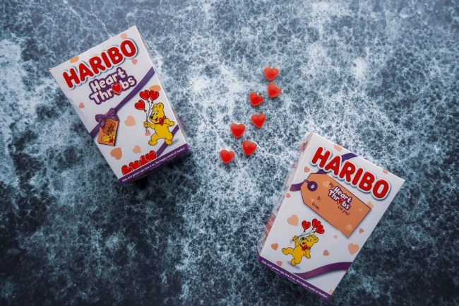 Valentine's Day Gift Guide for 2019 - Haribo