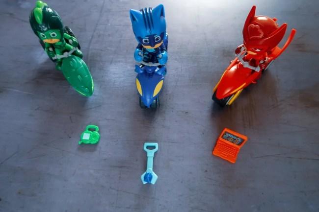 PJ Masks Moon Rover toys