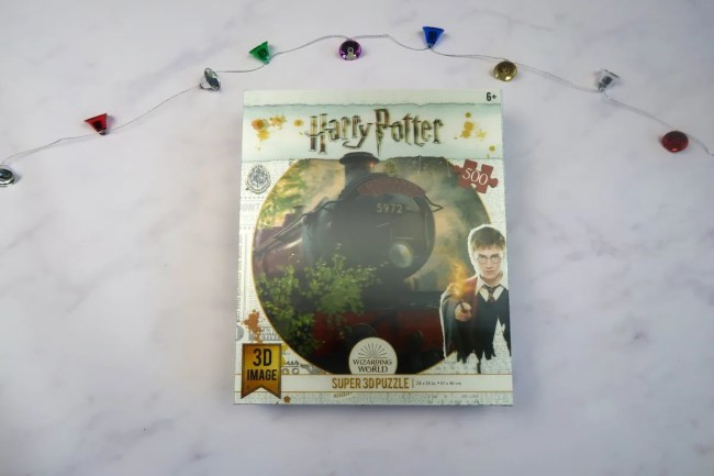 Christmas gifts for children - Harry Potter Hogwarts Express 3D Puzzle