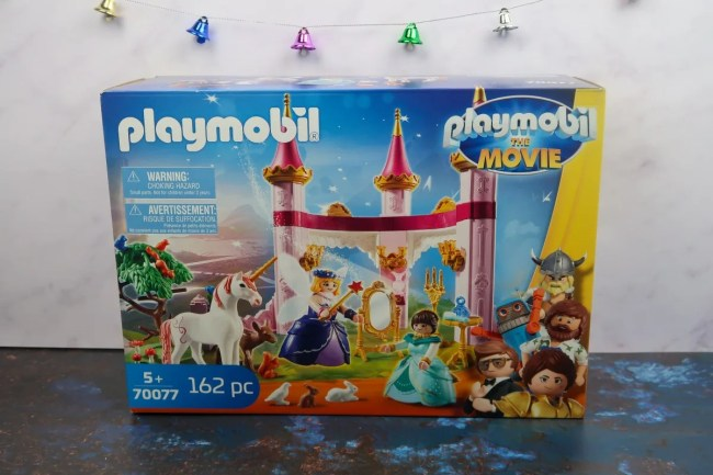 Christmas gifts for children - Playmobil Castle