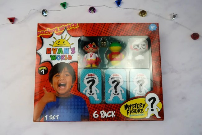Christmas gifts for children - Ryan's World