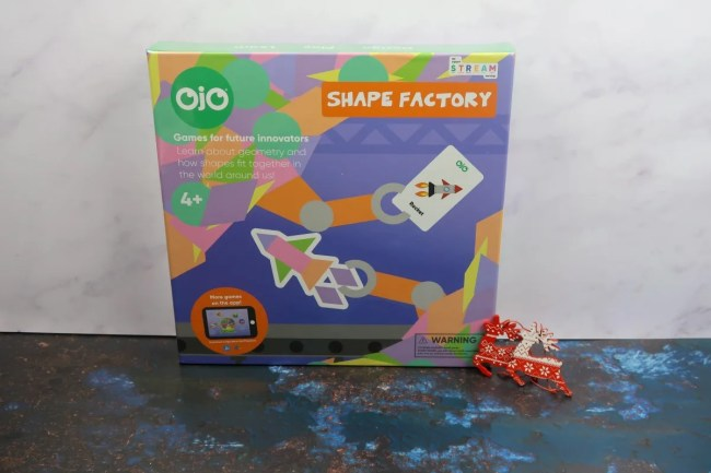 Christmas gifts for children - Shape Factory OJO