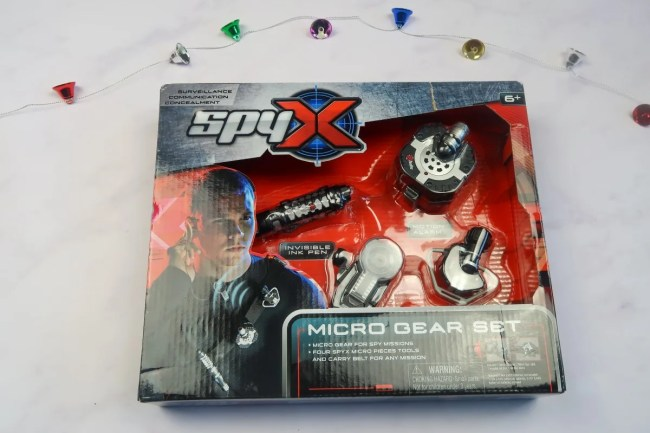 Christmas gifts for children - Spy X