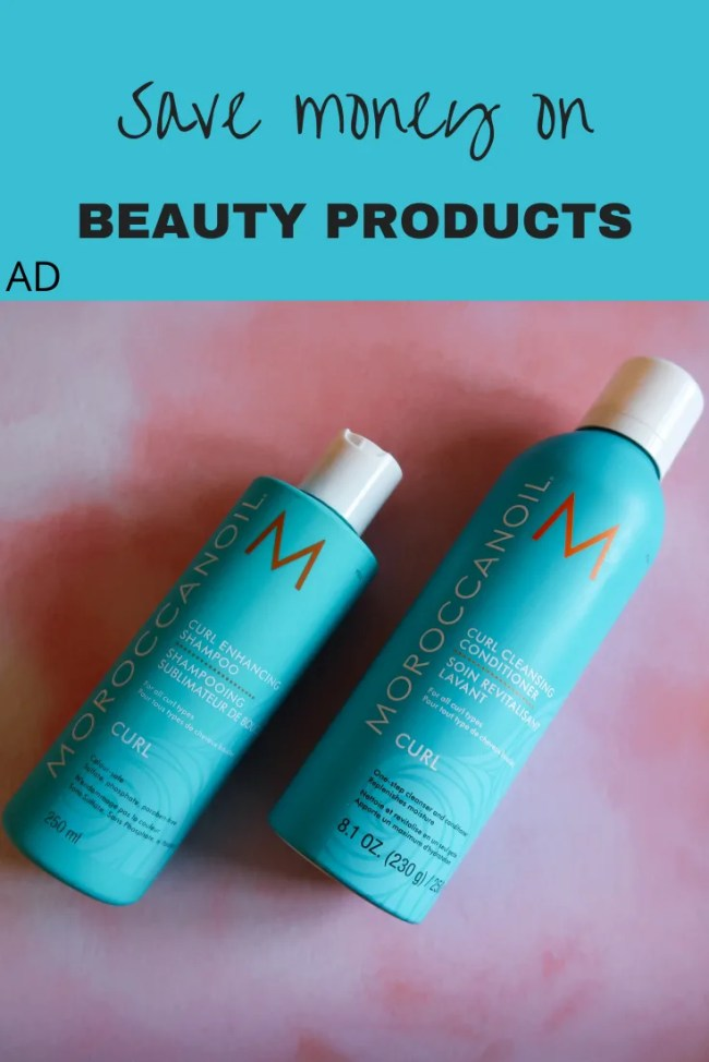 Save money on beauty products and makeup