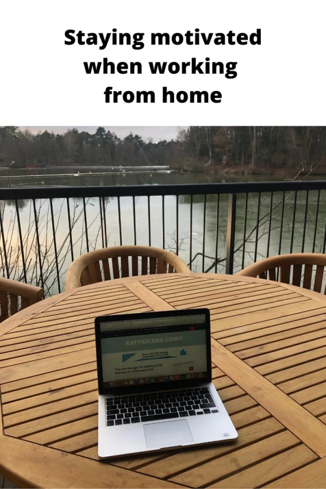 Staying motivated when working from home #WorkFromHome #Motivation #LifeOrganisation #Motivated #Productivity #StayMotivated #GetMotivated