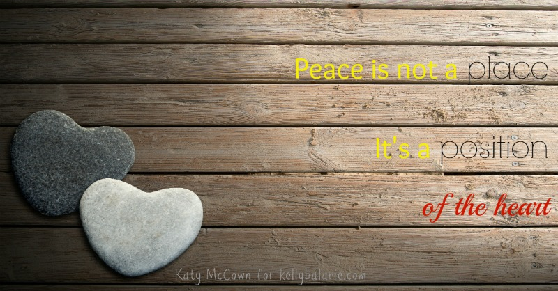 Where Can I Find Peace?