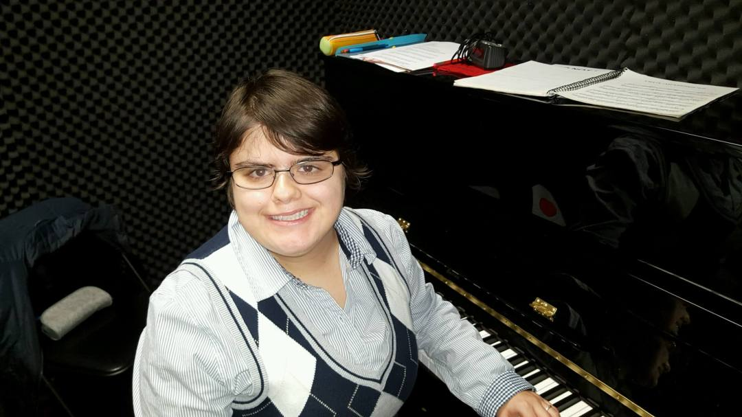 Ms. Natalia, piano lesson instructor at The Conservatory of Music at North Katy