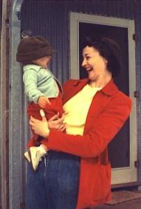 Virginia & Katy 1951