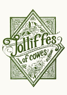 Really excited to share my latest commission, a rebrand for Jolliffes of Cowes Inspired by the beautiful #artnouveau glass adorning the building, I created these #handdrawn designs for the new speakeasy of the Isle of Wight!