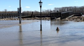 Flooding in Saint Charles
