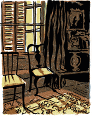 Wimpole Street chair