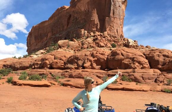 Moab ATV Tour