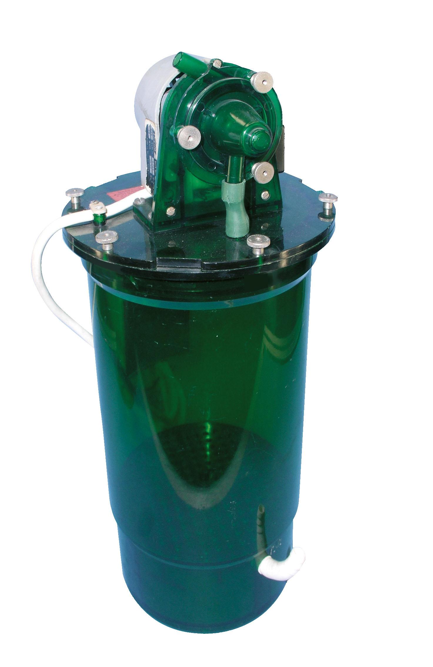 1963 geht das erste Eheim Filtersystem in Serie.