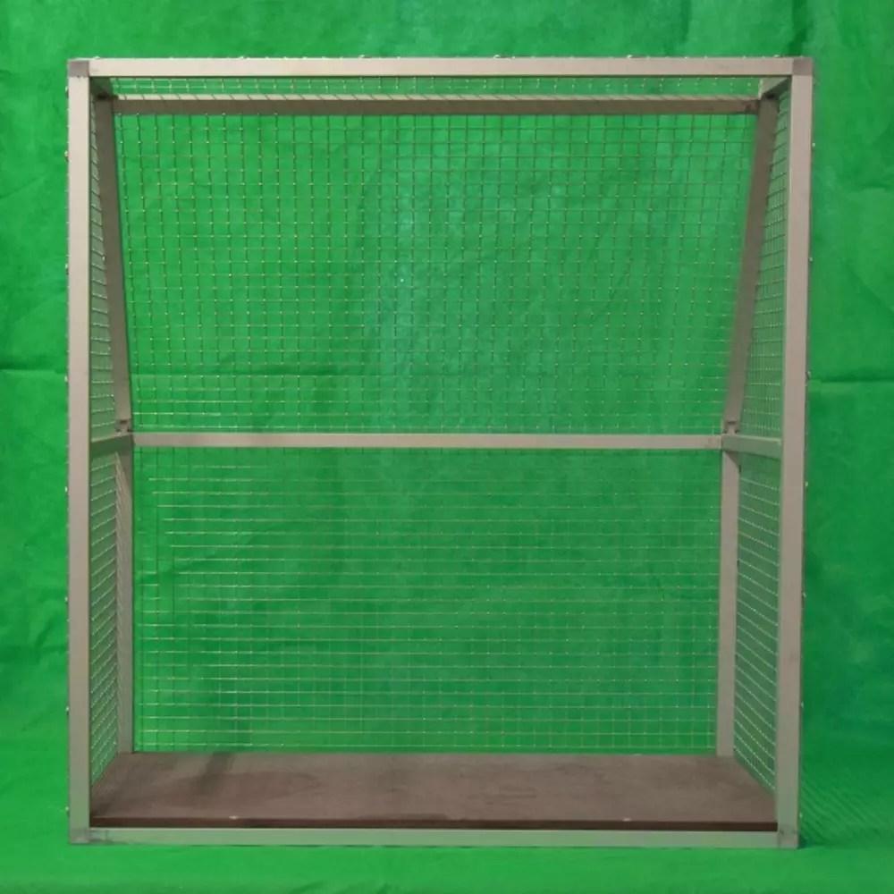 Katzenbalkon - Fensterkäfig