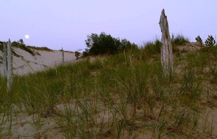 Sleeping Bear Dunes, Old Indian Trail