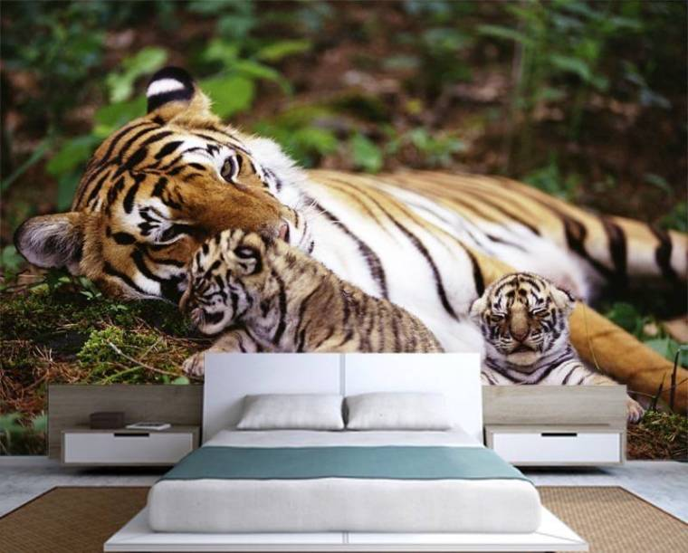 Sleeping-Tiger-Mural