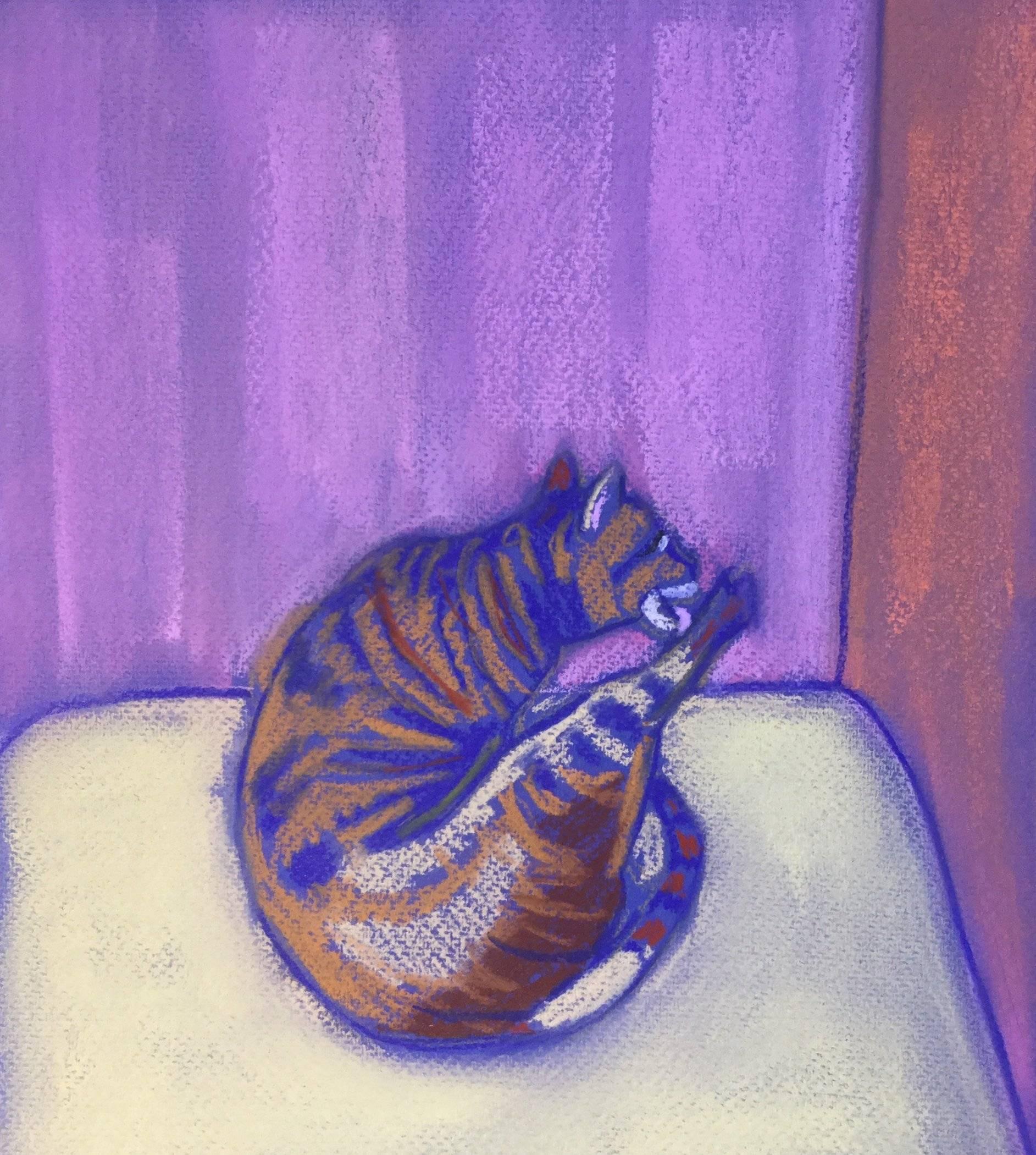Friday Art Cat: Paul Gauguin (1848-1903)