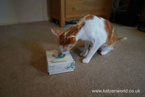Katzenworld ventifresh 1