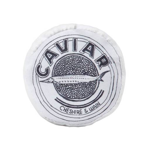 Caviar+catnip+toy