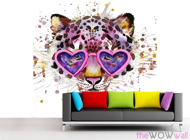 Beautiful and Cute Cat Wall Murals Katzenworld