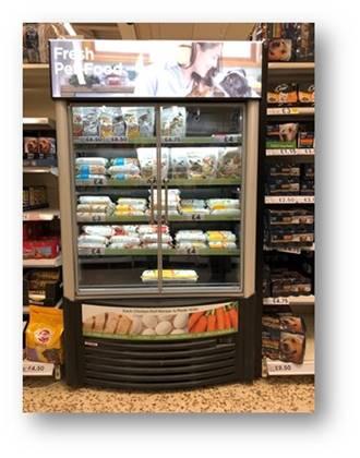 freshpet fridge