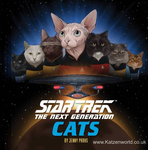 Katzenworld StarTrek Cats0005