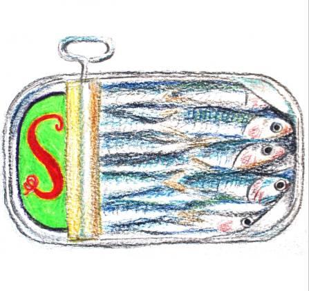 Sardine Art