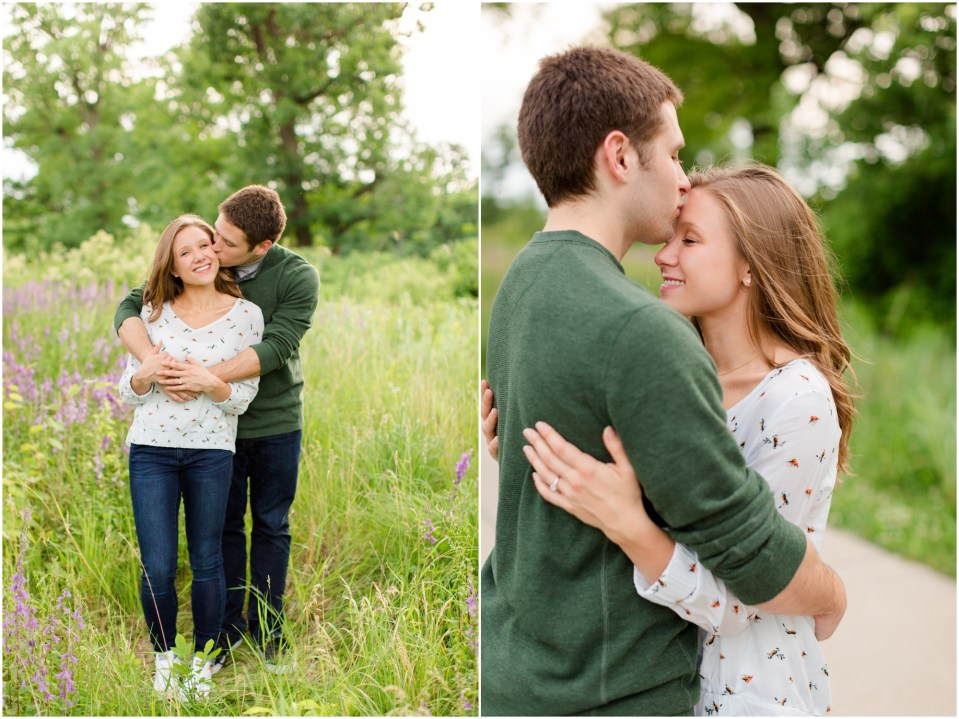 Silverwood Park,Summer engagement session,