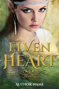 ELVEN HEART the cover.